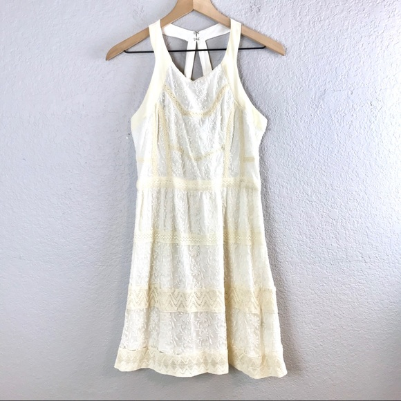 American Eagle Outfitters Dresses & Skirts - American Eagle Lace Sun Dress